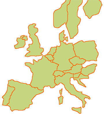Holiday in Europe