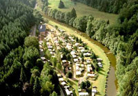 Campsite-Relles-Mühle - Dasburg