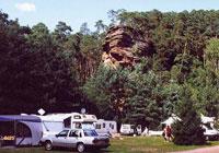 Campsite-Büttelwoog - Dahn