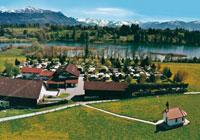 Insel-Campsite-am-See-Allgäu - Waltenhofen Oberallgau
