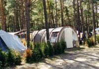 Campsite-am-Dünengelände - Zempin