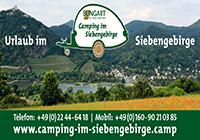 Camping-im-Siebengebirge - Köningswinter