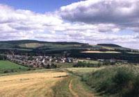 Campsite-&-Caravan-Thirlestane-Castle - Lauder - Berwickshire