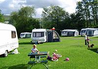 Pyscodlyn Farm Caravan + Camping Park - Abergavenny