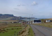 Staffin Caravan + Camping Site - Staffin - Isle of Skye