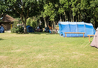 Camping-Lee-Valley-Campsite,-Sewardstone - Chingford