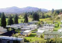 Campsite-West-Lodge-Caravan-Park - Comrie-Perthshire