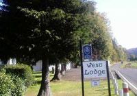 Campsite West Lodge Caravan Park - Comrie-Perthshire