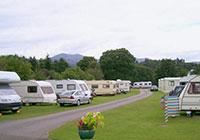 Milton of Fonab Caravan Site - Pitlochry
