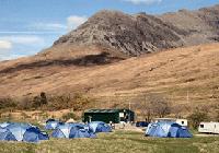 Campsite Glenbrittle - Glenbrittle
