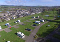 Camping Silvercraigs - Kirkcudbright
