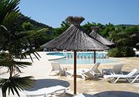 Campsite-le-Riviera - Sampzon