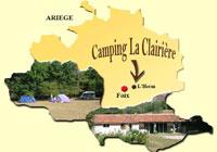 Campsite-la-Clairière - Herm, L'-