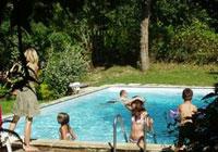 Campsite-à-la-Ferme-la-Rainette - Mortagne sur Gironde