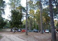 Campsite-la-Rivière - Zonza