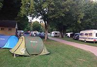 Campsite Solange Sand - Montgivray