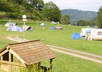 Campsite-de-Voissieres - Chambon sur Lac