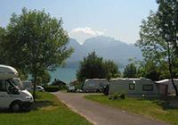 Camping-au-Coeur-du-Lac - Sévrier