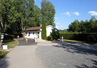 Camping-les-Pinasses - La Chapelle devant Bruyères