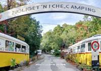 Zugligeti-Niche-Campsite - Budapest