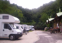 Zugligeti Niche Campsite - Budapest