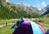 Campsite Pont Breuil - Valsavarenche