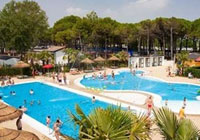 Campsite-Dorp-Vela-Blu - Cavallino