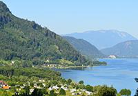 Terraces-Campsite-Ossiacher-See - Ossiach