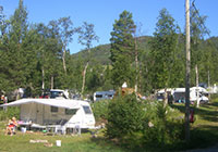 Hallandtunet-Caravan-og-Campsite - Dagali, Geilo