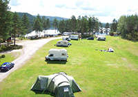 Evje-Kilefjorden-Campsite - Hornnes
