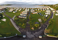 Campsite-Caseys-Caravan-Park - Downings Co Donegal