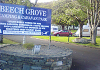 Beech Grove Caravan + Camping Park - Killarney, Co. Kerry