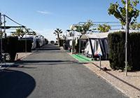 Campsite las Torres - Puerto de Mazarron