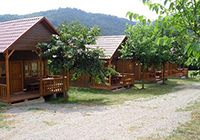 Camping La Soleia d'Oix - Oix (Girona)