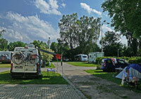 Campsite-Camp-Sokol-Troja - Praha 7
