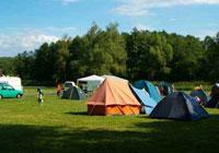 Campsite Ceska Brana - Stará Oleska