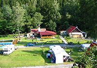 Camping-Karolina - Plana