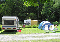 Camping Karolina - Plana