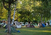 Campsite-Autocamp-Resnik - Kamnik