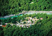 Campsite-Kamp-Koren-Kobarid - Kobarid