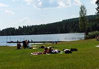 Bjursås-Camping - Bjursås