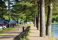 Campsite Älvdalens - Älvdalen
