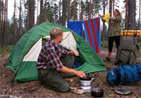 Campsite-Walking-Centre-Ruunaa-Retkeilykeskus - Lieksa