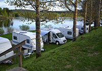 Campsite Napapiirin Saarituvat - Rovaniemi-Saarenkylä