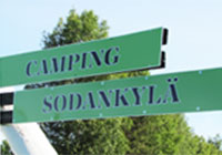 Campsite-Sodankyla-Nilimella - Sodankyla