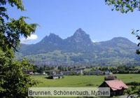 Campsite Urmiberg - Brunnen